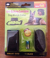 Электронный ошейник антилай для собак (Dog Shock Collar) ао-881, фото 1