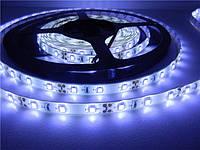 Светодиодная лента SMD 3528 (2835) 60 LED/m Белый Холодный Герметичная