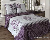 Ткань для постельного белья, бязь белорусская Маркиза
