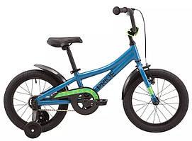 """Велосипед 16 """"Pride Rider синій"""