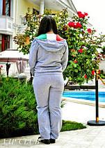 Спортивный женский костюм ferrari, фото 2