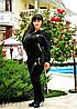 Спортивный женский костюм ferrari, фото 3