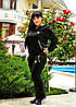 Спортивный женский костюм ferrari, фото 4