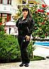 Спортивный женский костюм больших размеров, фото 5
