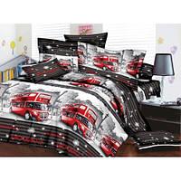 Качественное постельное белье ТЕП  RestLine 165 «Лондон» 3D дешево от производителя.