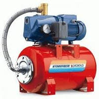 Pedrollo jswm 2ax 1.1 кВт (Италия)(бак 50л) насосная станция