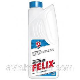 Антифриз Felix Expert G11 синий -40°C 1кг