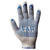 Перчатки FAR с ПВХ точкой