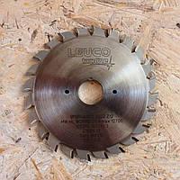 Пила подрезная для форматно-раскроечных станков составная Leuco Topline 120*22 мм 189310
