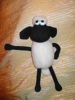 Мягкая игрушка Баранчик Шон 45 см, ручная работа!
