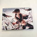 """Набір """"Noragami"""": щоденник, пенал, скетчбук, фото 4"""