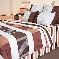 Комплект постельного белья 910 «Африканский шик» ТМ ТЕП (Украина) бязь Евро
