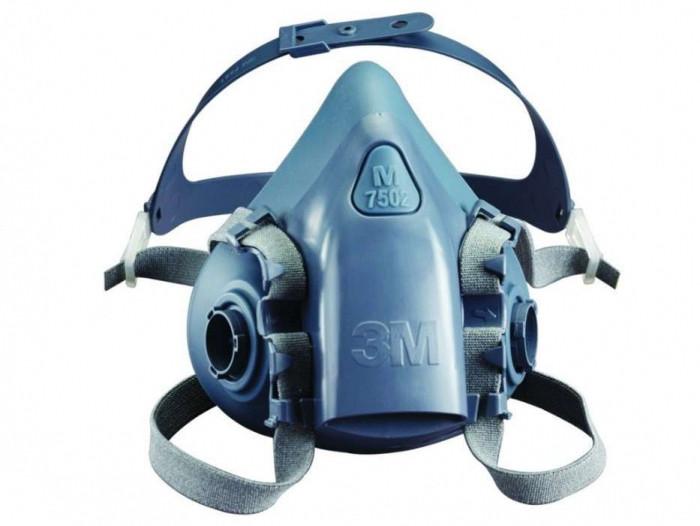 Маска защитная 3М 7502 / респиратор зм