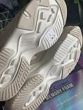 Бежеві кросівки skechers d lites, оригінал, фото 9
