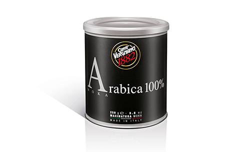 Кофе молотый Vergnano 1882 100% Арабика 250 г. ж/б