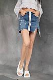 Женские шлепанцы кожаные летние белые, фото 3