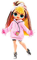 Кукла LOL OMG POP B.B. series Remix ЛОЛ ОМГ серии Ремикс Диско-Леди 567257 Оригинал
