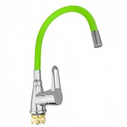 Смеситель для кухни Wezer SOP4-R045 GREEN