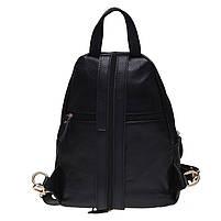Жіночий шкіряний рюкзак Keizer K11032-black, фото 3