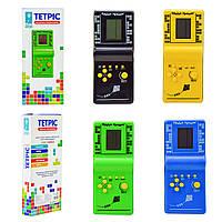 Тетрис 4 цвета, батар.,в кор. 18,5*7,6*3см /144/ (PL-720-40)