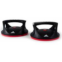 Упоры для отжиманий поворотные Adidas ADAC-11401 (ADAC-11401)