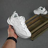 Женские кроссовки Nike M2K Tekno белые, найк м2к текно