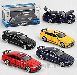 """Машинка 26902 """"Auto Expert"""", 4 цвета, металлопластик, масштаб 1:32, подсветка фар, звук, инерция"""