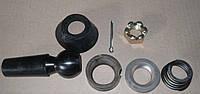 Р/к тяги рулевой КАМАЗ (полный)(продольной с пыльником 5320-3414036) <ДК>