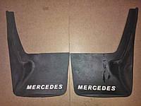 Бризговики Бус з написом Mercedes, фото 1