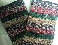 Кухонные полотенца Темная полоска  014  3144