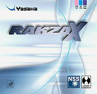 Накладка Yasaka Rakza X