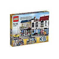 Lego Creator ВЕЛОМАГАЗИН И КОФЕЙНЯ