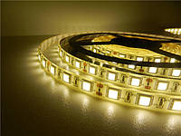 Светодиодная лента SMD 5050 (60 LED/m) IP54 Тёплый Standart