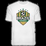 "Футболка ""Brazil Football"", фото 3"