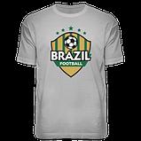 "Футболка ""Brazil Football"", фото 2"