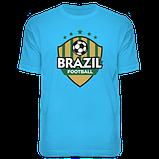 "Футболка ""Brazil Football"", фото 4"