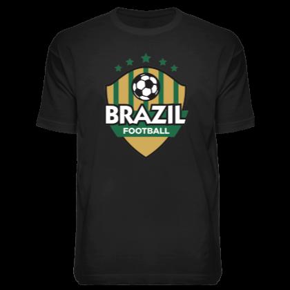"Футболка ""Brazil Football"""
