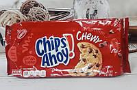 Печиво з шоколадом Chips Ahoy Chocolate Chip Cookies