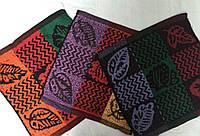 Махровые салфетки  Листочки 2985