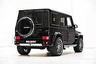 Задний бампер Брабус  Mercedes G-ClassBrabus G800