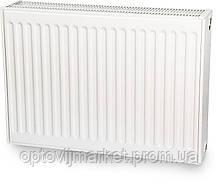 Сталевий радіатор Ultratherm 22 тип 500/800 з боковим підключенням (Туреччина)