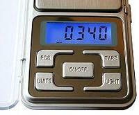Карманные ювелирные весы 0,1 - 500 гр Pocket scale MH-500, Портативные, электронные 500гр
