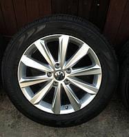 """Колеса ( комплект дисков и шин ) 19"""" Volkswagen Touareg ( Фольксваген Туарег) стиль Salamanca ( Саламанка ), фото 1"""