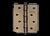 Петля универсальная LINDE H-100 MACC - матовая бронза