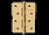 Петля универсальная MVM B-100 SB - матовая латунь