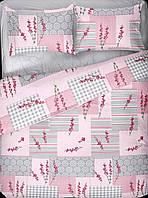 Бязь х / б для постельного белья напечатанная РОЗМАРИ