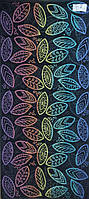 Полотенце махровое  50*90 ЛЕСНАЯ ЖЕМЧУЖИНА 100% хлопка (шт.)синий
