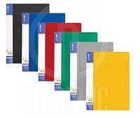 Папка ECONOMIX пластикова А4 з 10 файлами мікс
