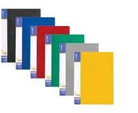 Папка ECONOMIX пластикова А4 з 20 файлами мікс
