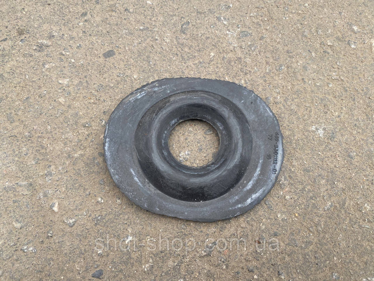 Уплотнитель пола рулевой колонки УАЗ 452.3303.469.31519
